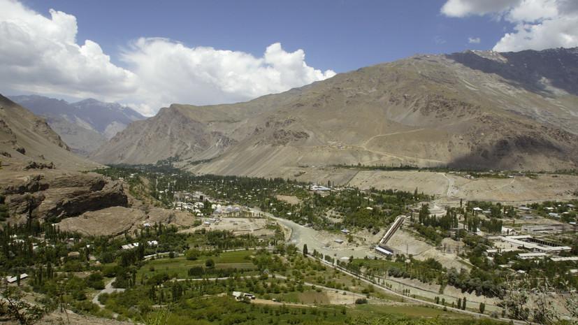 Таджикистан не рассматривал вопрос принятия помогавших США афганцев