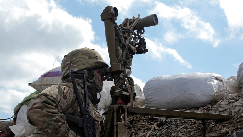 В ЛНР заявили о выявлении украинских комплексов РЭБ