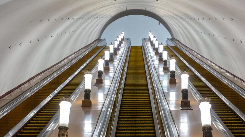 В московском метро отремонтировали более 70 эскалаторов с начала года