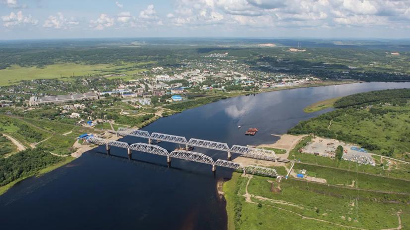 МЧС предупредило об угрозе подъёма уровня рек в Хабаровском крае