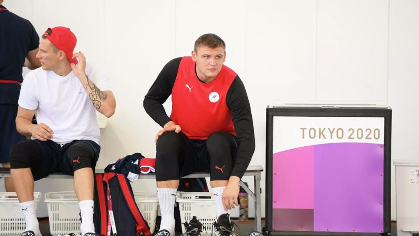 Мужская сборная России по баскетболу 3×3 вышла в полуфинал ОИ в Токио