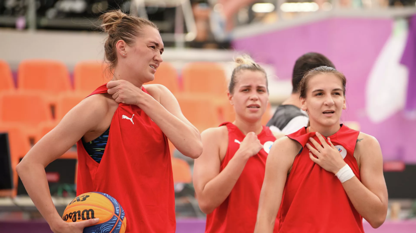 Россия сыграет с Китаем в полуфинале женского олимпийского турнира по баскетболу 3×3
