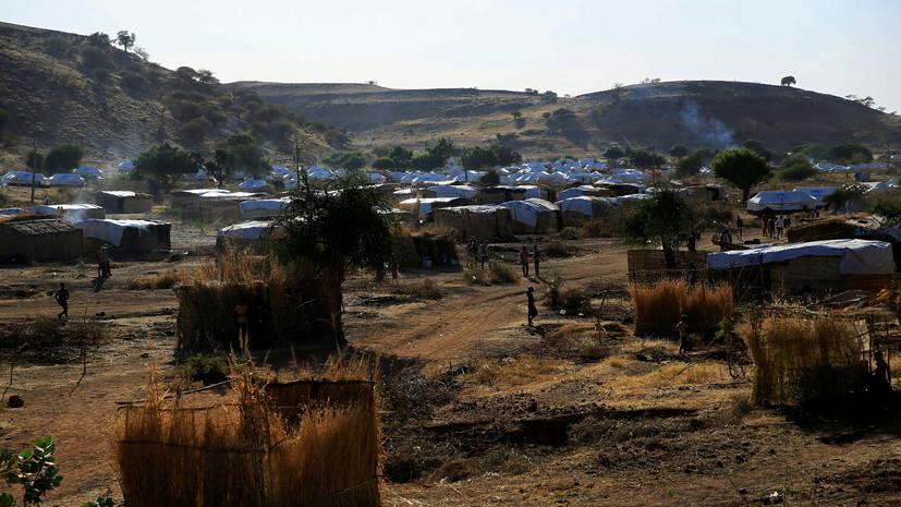 Россия призвала СБ ООН уделить внимание экономическому восстановлению Судана