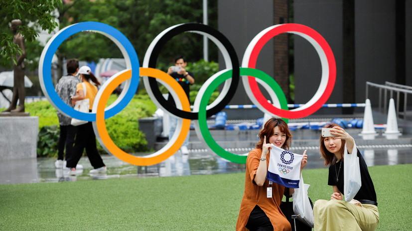 В пятый день на Олимпиаде в Токио будет разыграно 23 комплекта медалей