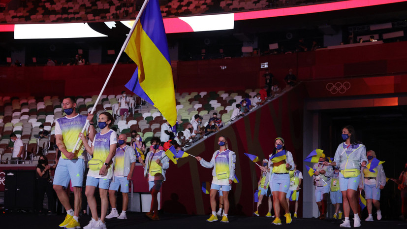 Эрнст объяснил, почему Первый канал не показал выход Украины на открытии Олимпиады
