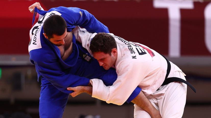 Игольников вышел в полуфинал турнира по дзюдо на ОИ в Токио