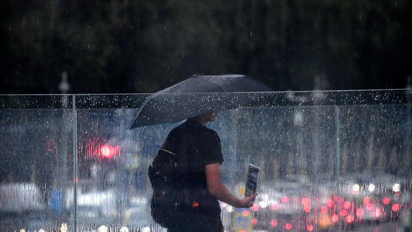 В Омской области ожидаются дожди и жара до +28 °С
