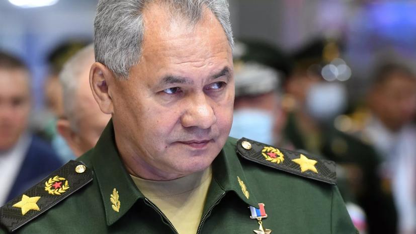 Шойгу заявил о тревоге из-за активности НАТО у границ России и Белоруссии