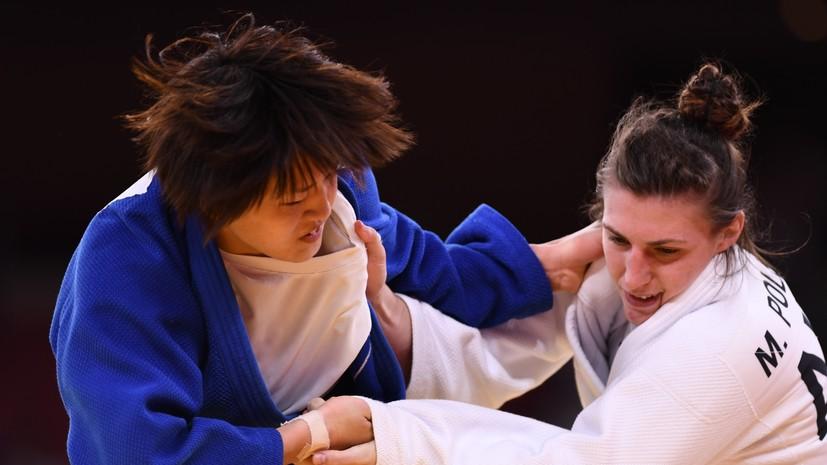 Араи стала олимпийской чемпионкой по дзюдо в весе до 70 кг