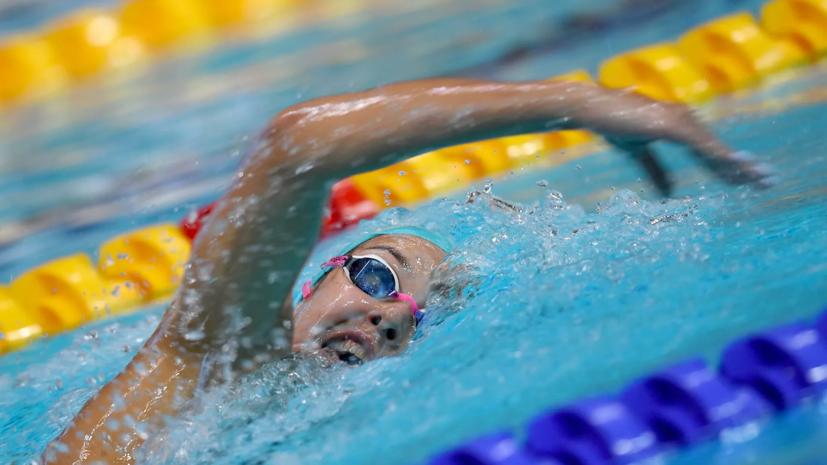 Российские пловчихи вышли в финал ОИ в эстафете 4 × 200 м вольным стилем