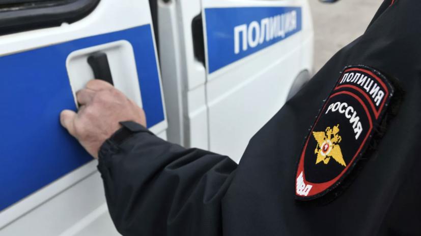 Полиция задержала мужчину с похожим на ружьё предметом в Екатеринбурге