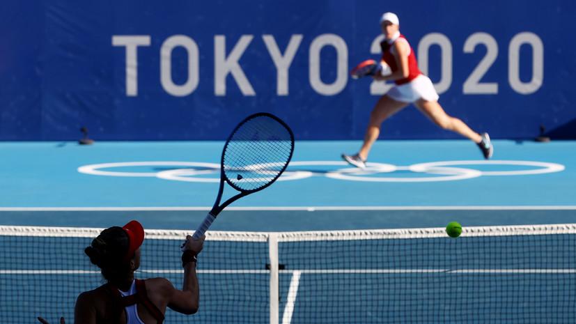 Теннисные матчи на Олимпиаде перенесут на более позднее время из-за жары