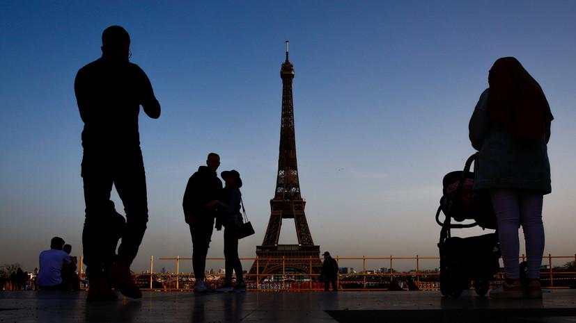 Четвёртая волна пандемии охватила всю Францию