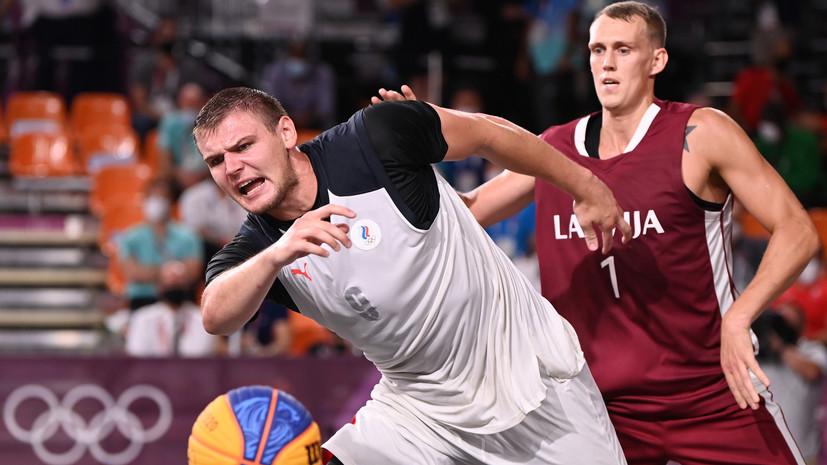С характером, но без золота: как сборные России по баскетболу 3×3 завоевали серебряные медали на Играх в Токио