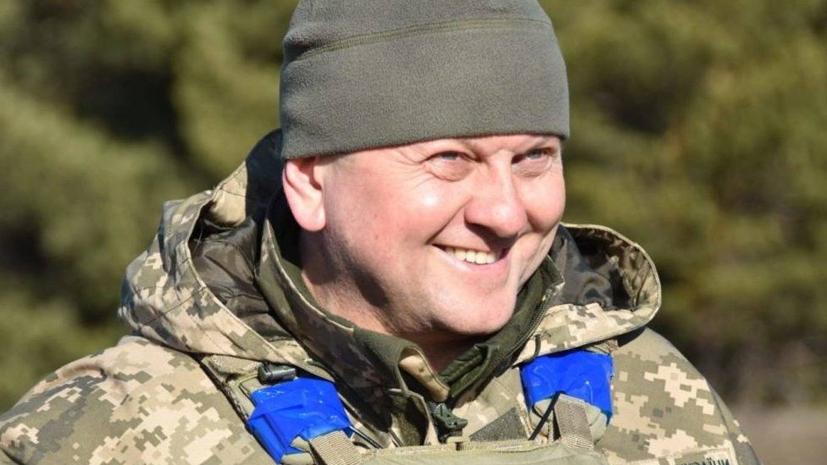 Зеленский ввёл нового главкома ВС Украины в состав СНБО