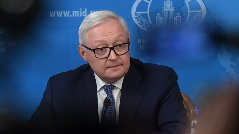 Рябков рассказал, почему в Женеве не обсуждалось ядерное оружие