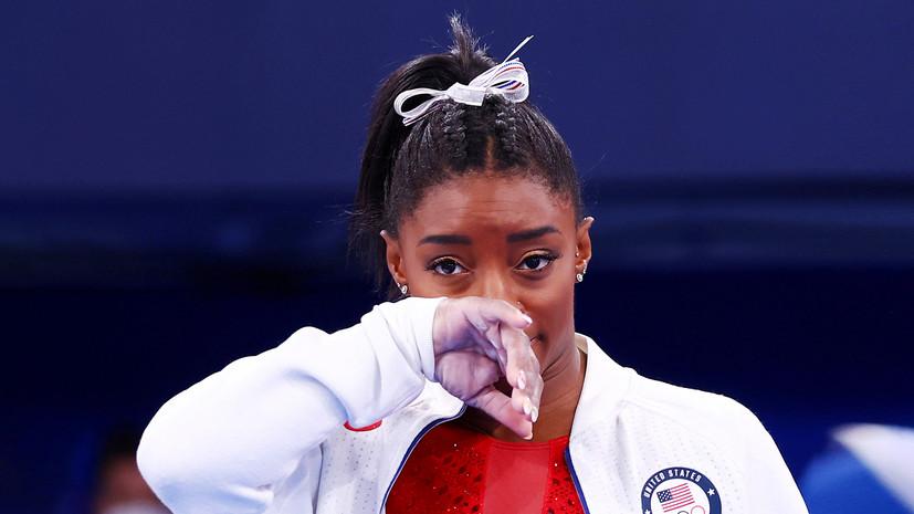 «Симона могла сломаться безо всякого риталина»: Дурманов о проблемах Байлз, «синдроме отмены» и американских гимнастках