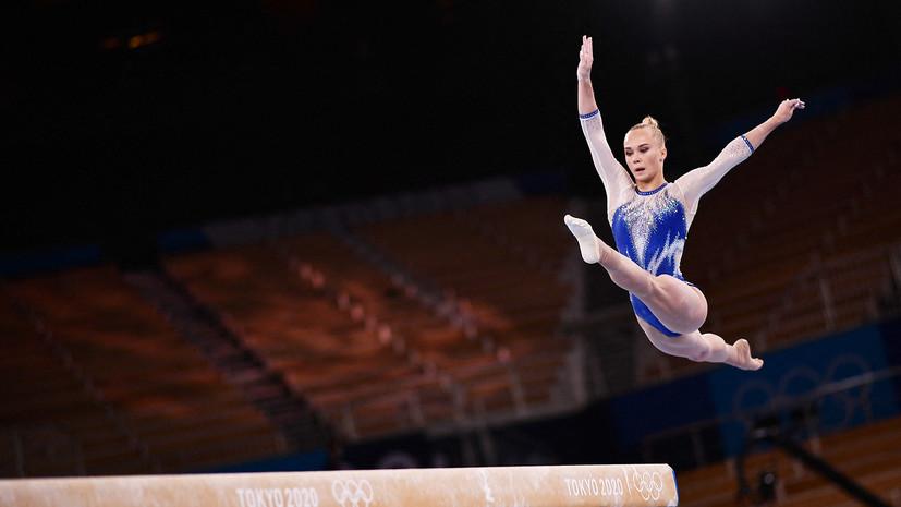 Продолжение успешной серии гимнастов и первое золото Колесникова: чего ожидать в шестой день Игр в Токио
