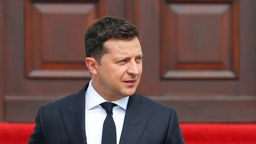 Зеленский провёл переговоры с главой МВФ