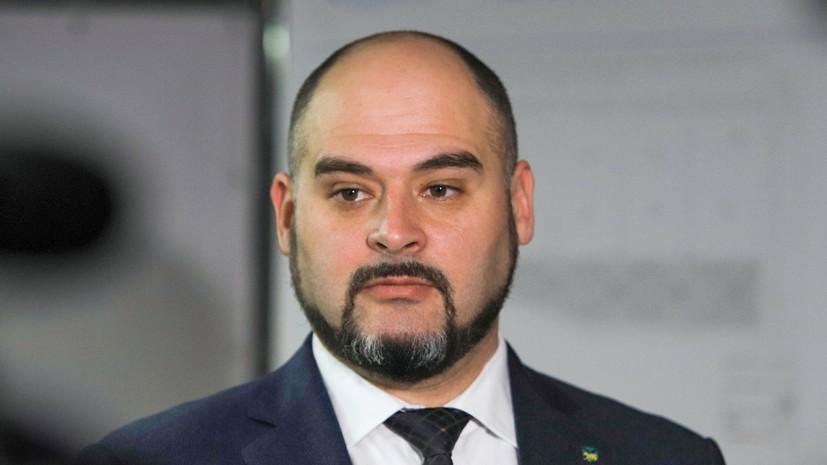 Депутаты утвердили Константина Шестакова мэром Владивостока