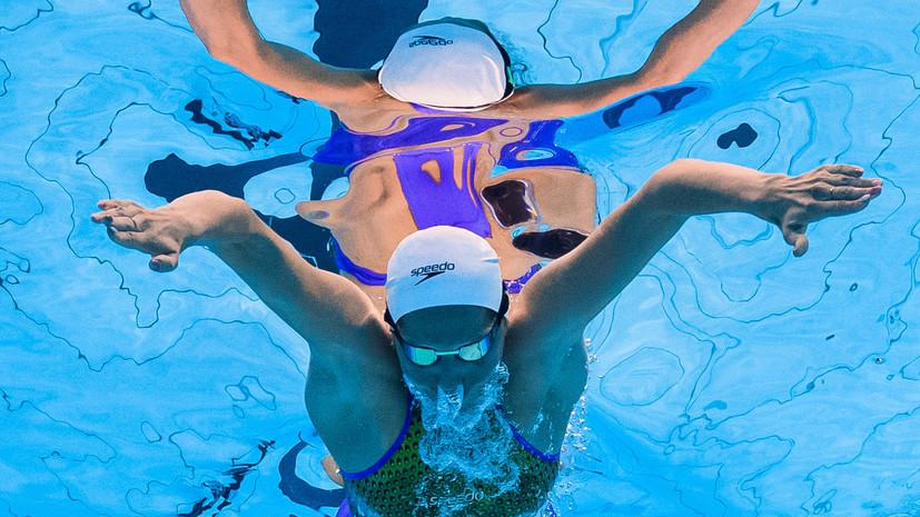 Чимрова заняла пятое место в финале ОИ на дистанции 200 м баттерфляем