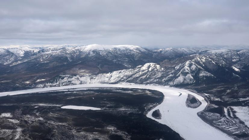Возле побережья Аляски произошло землетрясение магнитудой 8,2