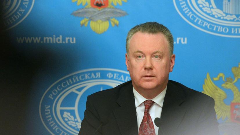 Лукашевич заявил о тупиковой ситуации в ОБСЕ по кризису на Украине