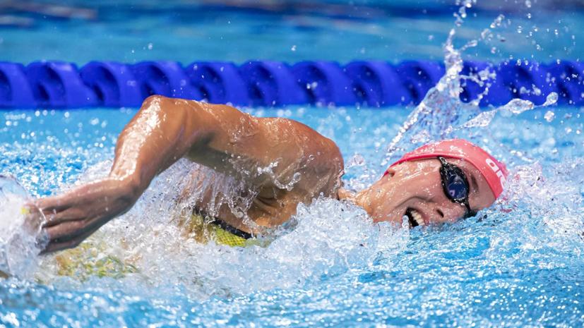 Кирпичникова пробилась в финал ОИ на дистанции 800 м вольным стилем