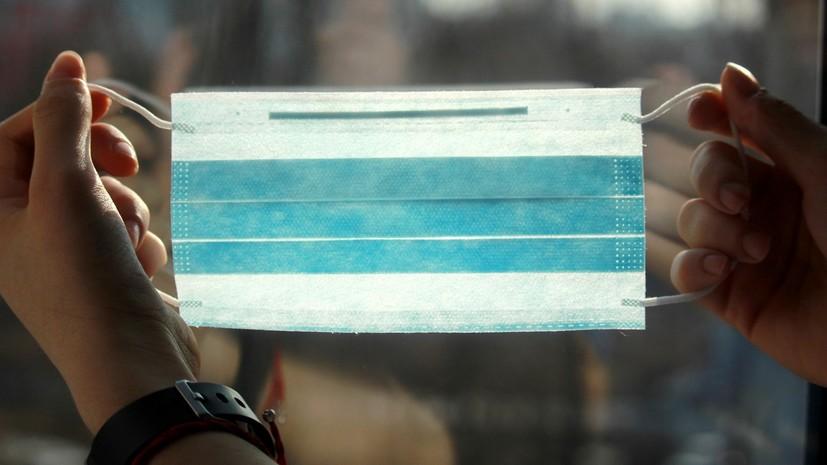 В Эстонии ношение масок в общественном транспорте станет обязательным