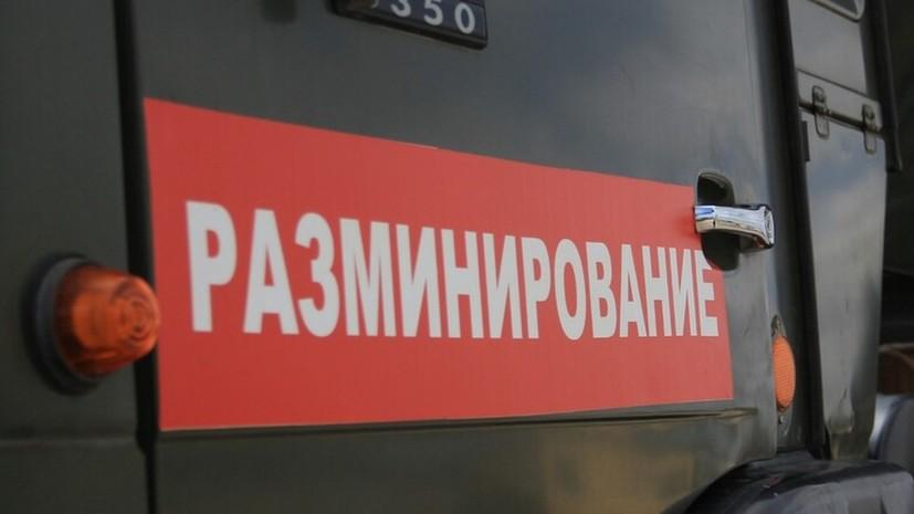 В Волгограде при строительстве экопарка нашли снаряд военных лет