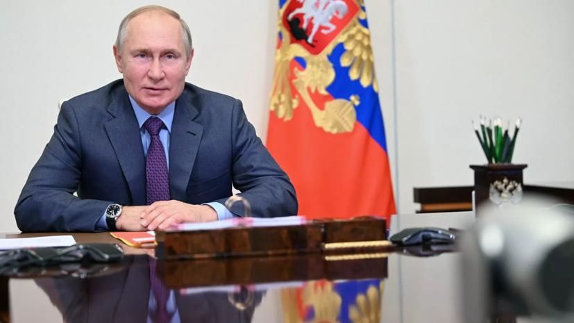 Путин заявил онедостаточном числе врачей в Белгородской области
