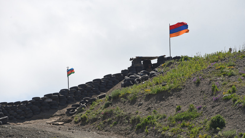 Генсек ОДКБ обеспокоен ситуацией на армяно-азербайджанской границе
