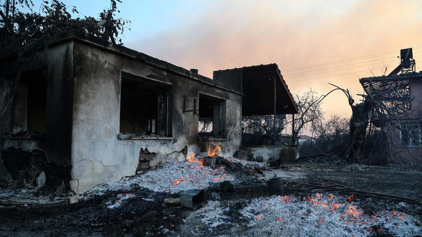 В АТОР прокомментировали эвакуацию отелей в Мармарисе