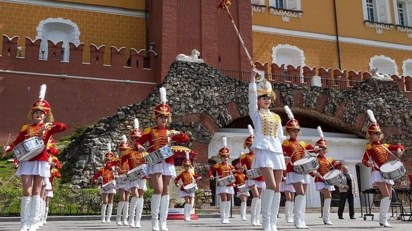 Греческий военный оркестр примет участие в фестивале «Спасская башня»