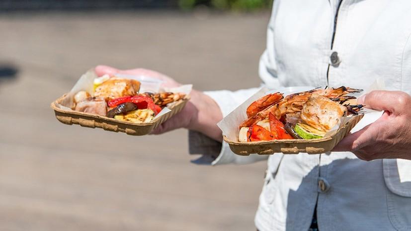 Площадки «Лето в городе» с необычными блюдами появятся на 18 ярмарках в Москве