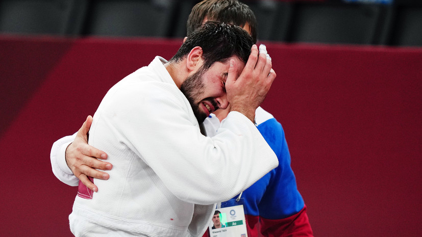 Слёзы Ильясова, дебют регбисток и спасение волейболисток: чем запомнился шестой день Игр в Токио