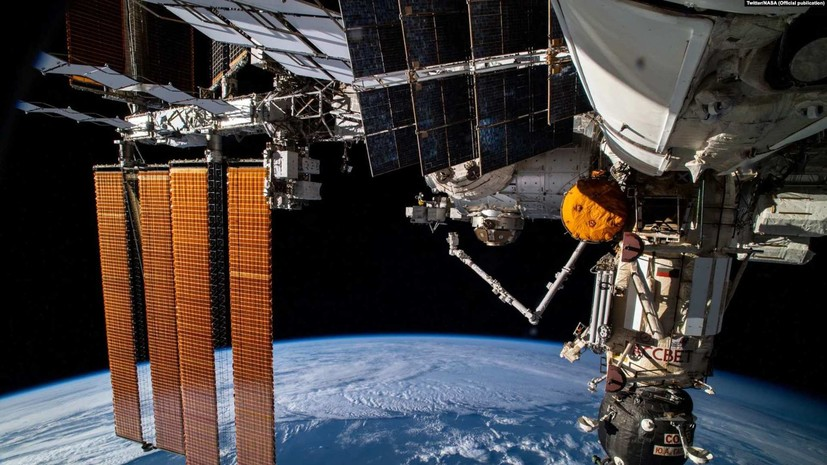 NASA: ситуация с модулем «Наука» на МКС стабильна