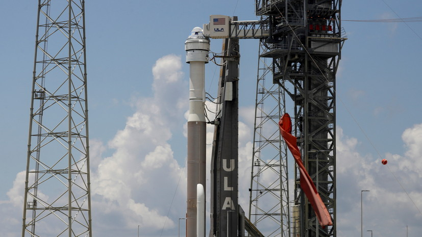 В NASA назвали вероятную дату запуска корабля Starliner к МКС