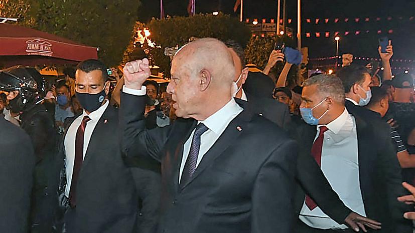 Президент Туниса назначил и. о. министра внутренних дел