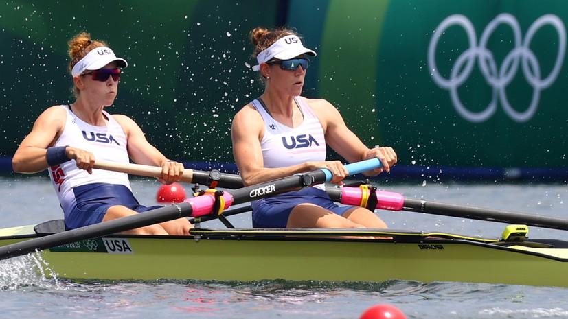 Роднина подвергла критике гребчиху из США за слова об успехе россиян на Олимпиаде