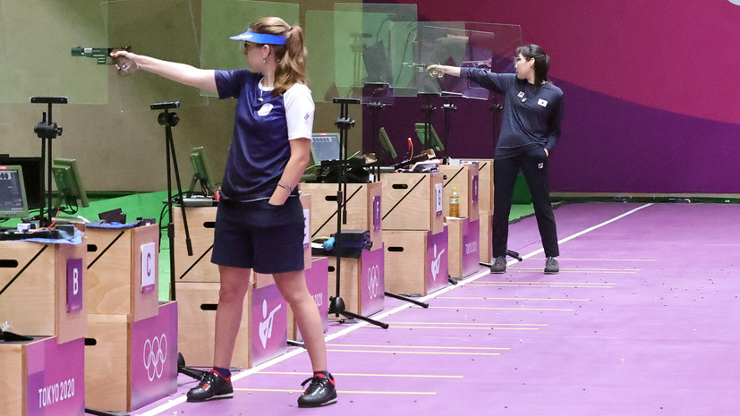 Бацарашкина стала первой спортсменкой за 29 лет, выигравшей два золота в стрельбе из пистолета на Олимпиаде
