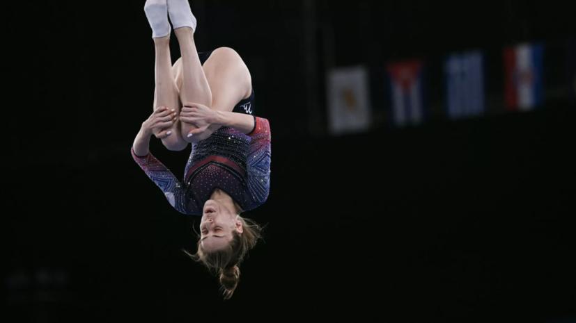Россиянка Кочесок квалифицировалась в финал Олимпиады в прыжках на батуте