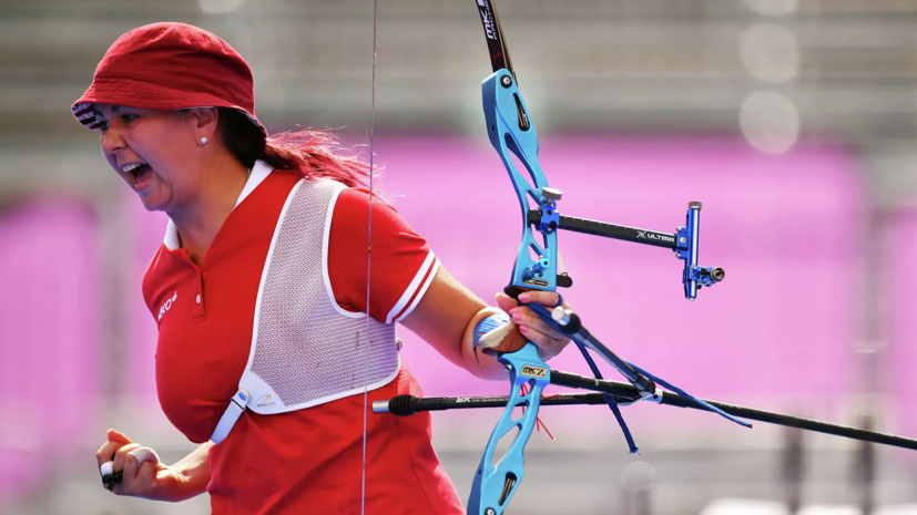 Лучница Осипова вышла в финал Олимпиады