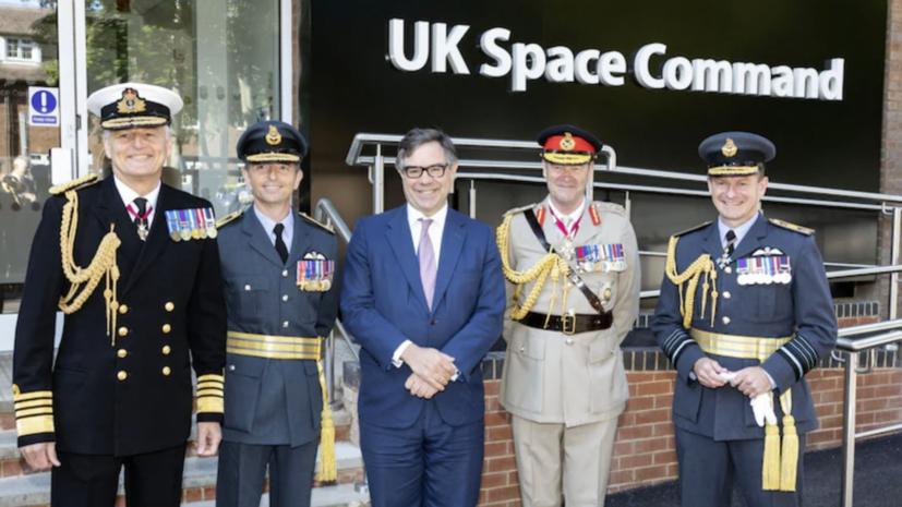 В Великобритании сформировали Космическое командование в составе Королевских ВВС