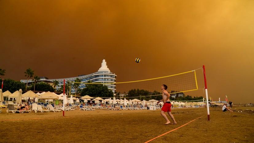 «Призываем соотечественников быть предельно внимательными»: туристов из РФ в Турции предупредили о возможной эвакуации