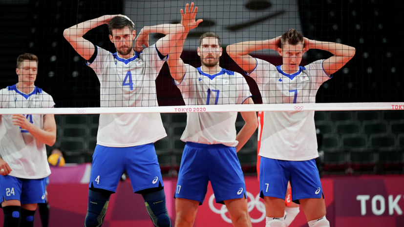 Волейболист Михайлов отреагировал на поражение от команды Франции на ОИ в Токио