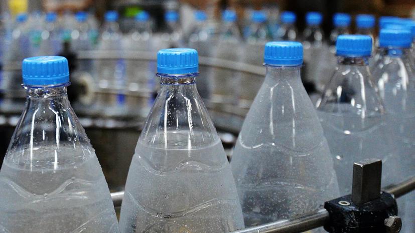 В Минпромторге рассказали о ситуации с маркировкой воды