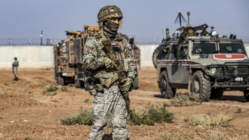 Сирийские военные стабилизировали обстановку в провинции Дераа