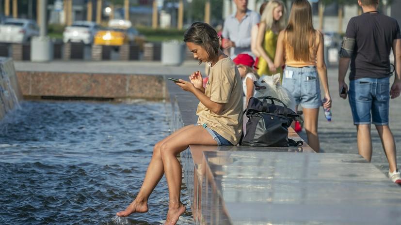 Вильфанд рассказал о приходе аномального тепла в ряд регионов России