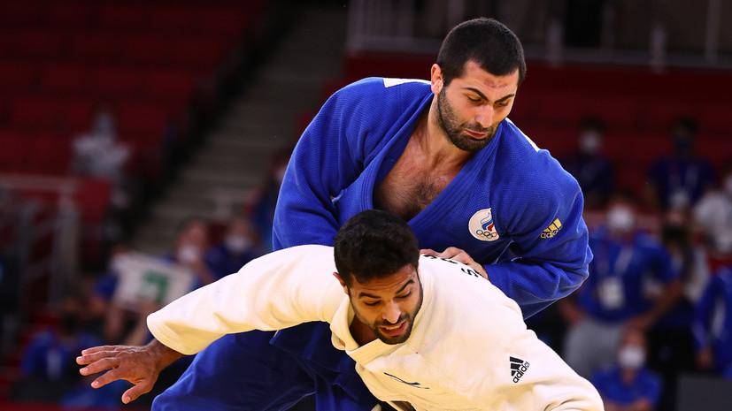 Российские дзюдоисты уступили в матче за бронзу ОИ в командном турнире